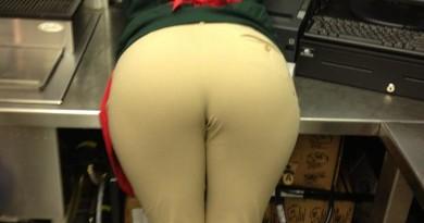big plump ass