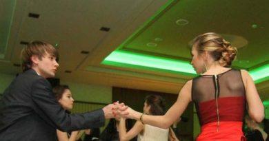 dancing upskirt
